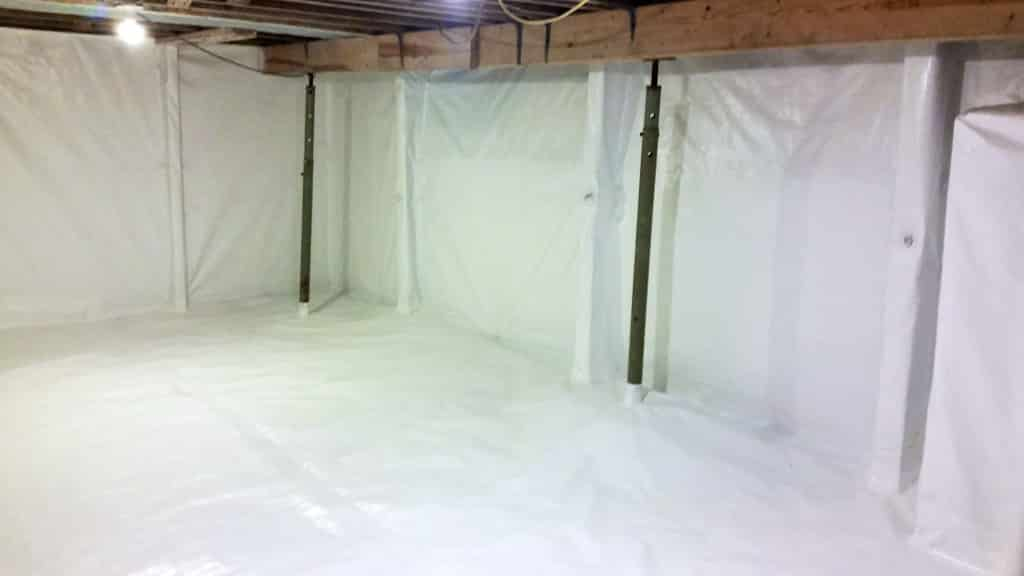 Crawlspace Encapsulation 3