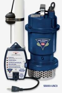 Sump Pump PSSP-3