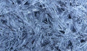 Ice-Crystals
