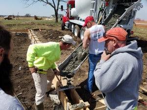 Olathe-Kansas-Concrete-Foundation