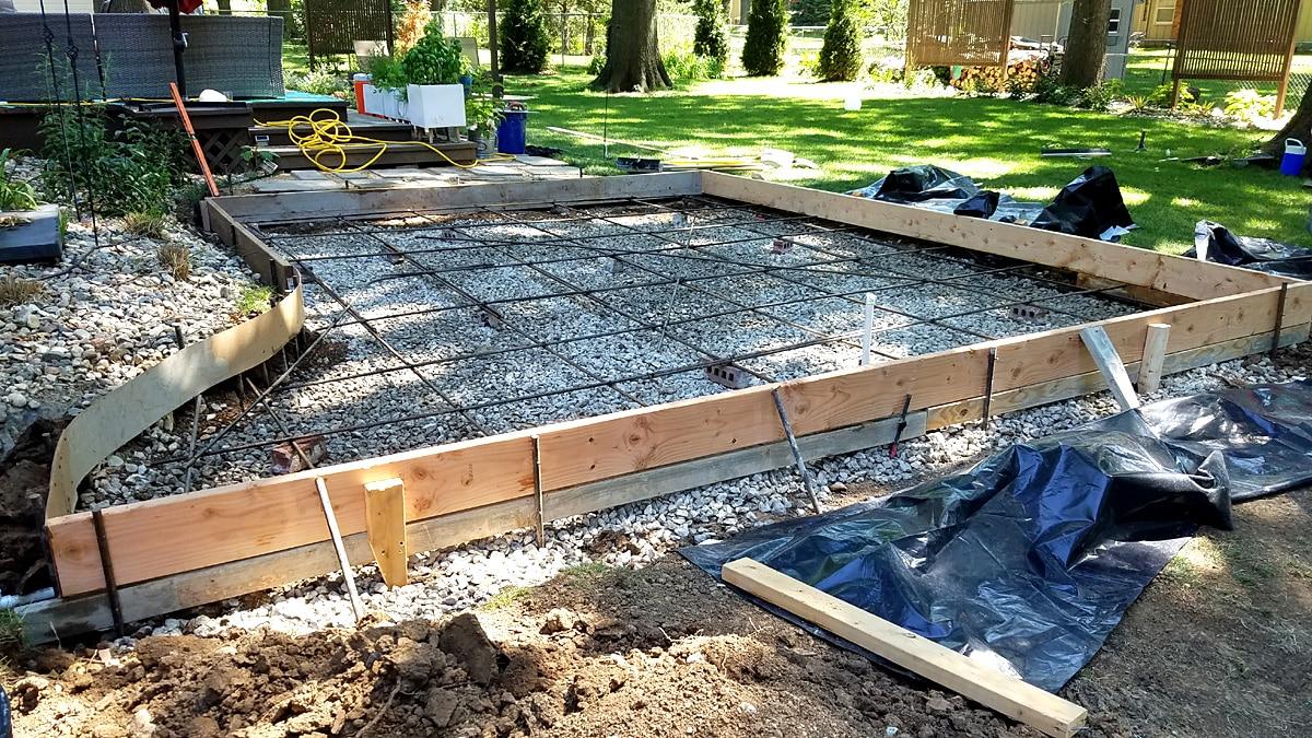 Overland Park Ks Concrete Slab Foundation 1